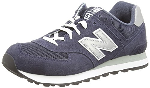 New Balance New Balance Herren 574 Core Low-Top, Blau (M574NBU), 42.5 EU