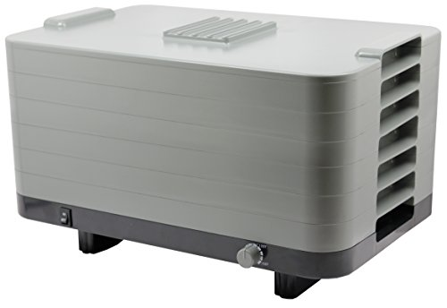 Best Prices! L'EQUIP 528 6 Tray Food Dehydrator, 500-watt