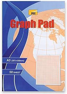 Graph Pad, a3, 50 Sheets