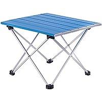 Porlae Foldable Portable Aluminum Table