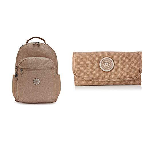 Kipling Backpack, Mochilas de a Diario + Carteras Mujer