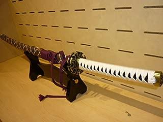 Anime Sengoku Basara ISHIDA MITSUNARI Sword Fantasy Samurai KingsMedium Carbon Steel Mass Producted Katana