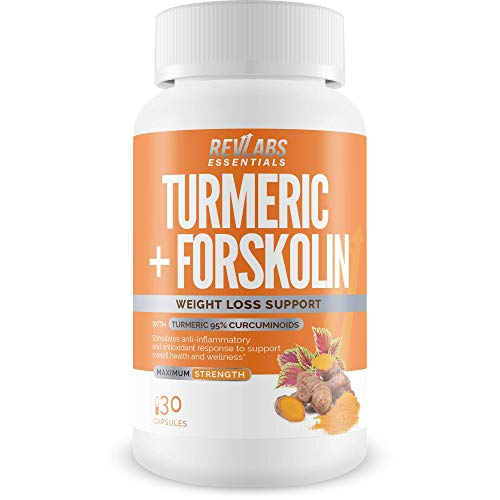 Turmeric Plus Forskolin by Rev Labs review