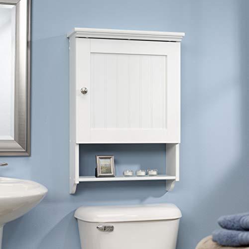 armario alto baño de la marca Sauder