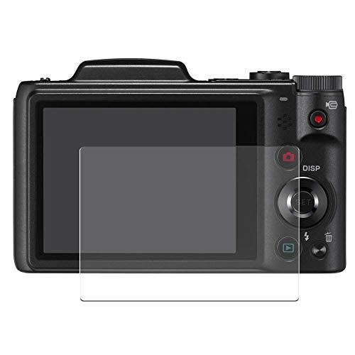 Vaxson 3 pellicole protettive compatibili con CASIO EXILIM EX-H50, protezione schermo senza bolle [non vetro temperato]