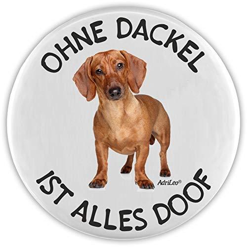 Kühlschrankmagnet Magnet Flaschenöffner King Charles Dackel Hund