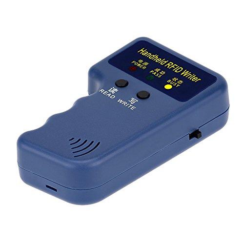 kkmoon Handheld 125kHz RFID HID/ID Card Writer/Kopierer Duplicator + W900Schreiben t5577Karten