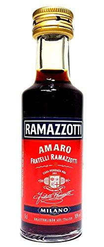Ramazzotti Amaro Kräuterlikor Mini 3cl (30% Vol)