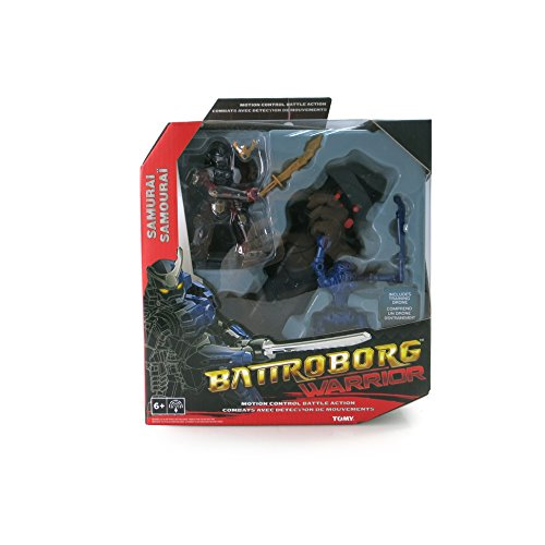 Tomy Battroborg - T60806 - Figurine Militaire - Coffret Simple Battroborg Warrior - Modèle aléatoire