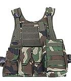 ThreeH Gilet tattico di Applicazione della Legge Ingranaggio Militare Paintball Indumento di equipaggiamento Protettivo dell'Esercito di Polizia SA0103C