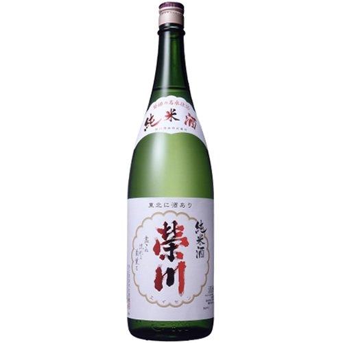 榮川 純米酒 [ 日本酒 福島県 1800ml ]