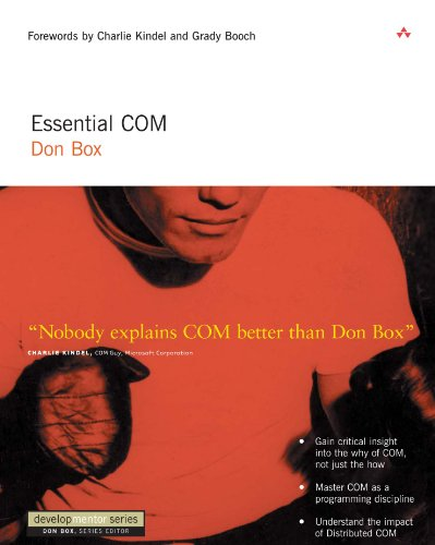 Essential COM: The Component Object Model (Addison-Wesley Object Technology Series)