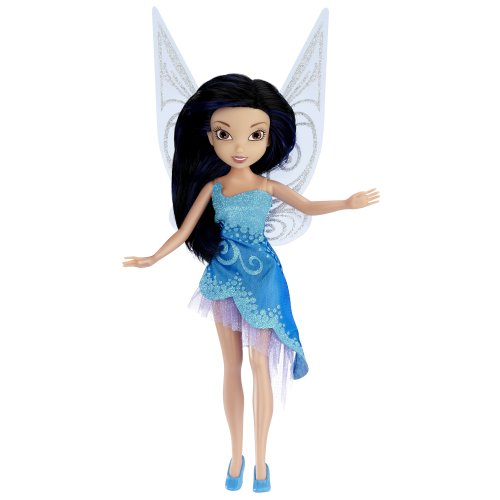Disney Fairies - Muñeca Fashion Silvermist Hadas (Jakks Pacific 68859-UK)