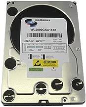 White Label 2 Terabyte (2TB) 16MB Cache 7200RPM SATA2 3.5