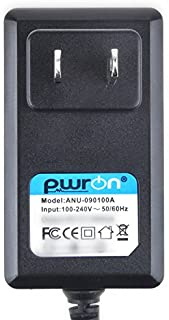 PwrON AC to DC Adapter for Earthquaker Effects Pedals: The Warden, Sound Shank, Zap Machine, Hoof Reaper Power; Terminal, Arpanoid, The Depths, Disaster Transport Sr. Power Supply Cord