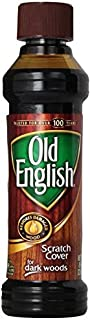 Old English – Scratch Cover für dunkle Holz 8 Unze