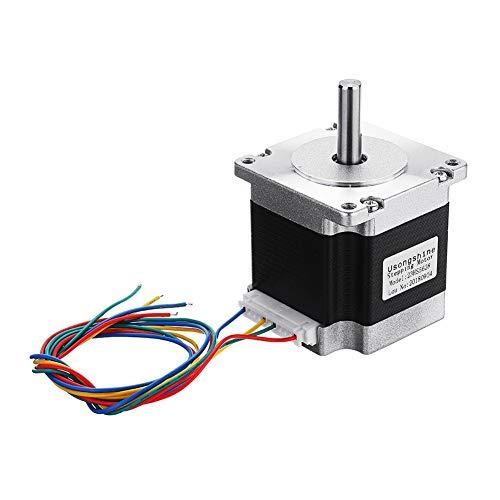 MJZHXM 3D Accessoires d'imprimante 4-Plomb Nema 23HS5628 23 Stepper Motor 2.8A 8 mm Arbre for 3D imprimante CNC Partie des Accessoires de l'imprimante 3D