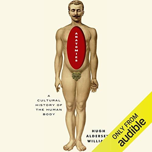 Anatomies audiobook cover art