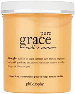 Philosophy Pure Grace Endless Summer Whipped Body Creme, 16 fl oz