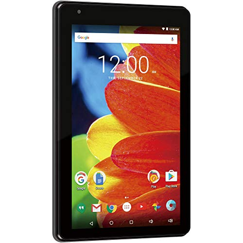 RCA Voyager 7' 16GB Google Certified Tablet Android OS - Charcoal - RCT6873W42