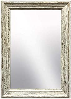 30 x 36 framed bathroom mirror