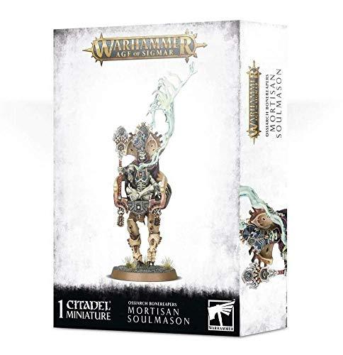 Games Workshop Warhammer: OSSIARCH BONEREAPERS MORTISAN SOULMASON