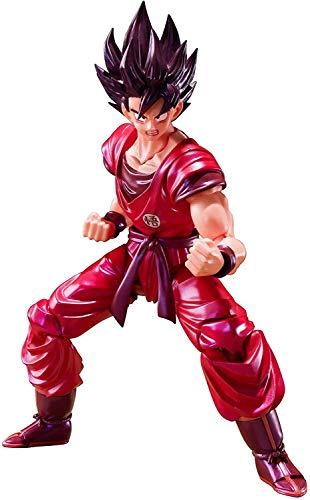 TAMASHII NATIONS Bandai S.H. Figuarts Son Goku Kaioken Ver. Dragon Ball, Multi