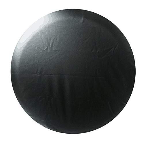Cubierta de la cubierta de la cubierta de la cubierta de la cubierta de la cubierta del neumático de repuesto PROTECTOR DE PROTECTOR DE PROTECTOR PARA AUTOS ACCESORIOS DE RUEDAS ( Color : 17 Inch )