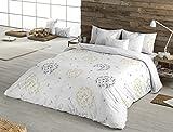 BOHEME Funda nórdica 100% algodón Dandelion 260x240 cm - Cama 180 cm