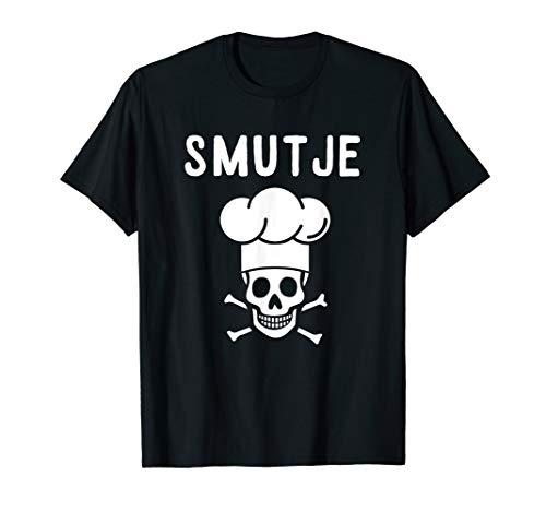 Restaurant Köchin Geschenk kochen Kochfest Chefkoch Smutje T-Shirt