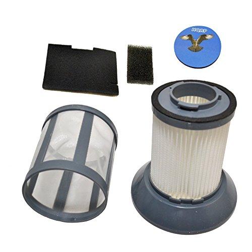 HQRP Ensemble de filtres pour Bissell 6489, 64892 Zing Aspirateur traîneau sans Sac sous-Verre