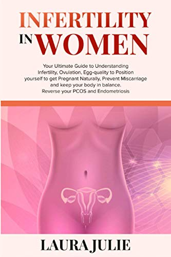 INFERTILITY IN WOMEN: Your Ultimate guide to understanding Infertility, Ovulation, Egg-quality to position yourself to get pregnant naturally, prevent miscarriage and keep your body in balance