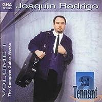 Rodgrigo: Complete Guitar Work