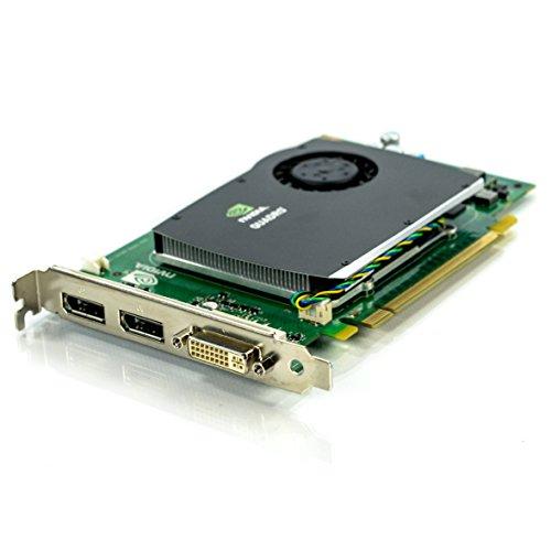 Dell R784K NVIDIA Quadro FX 580 512MB DDR3 128Bit DVI/DP PCIe x16 Video Card