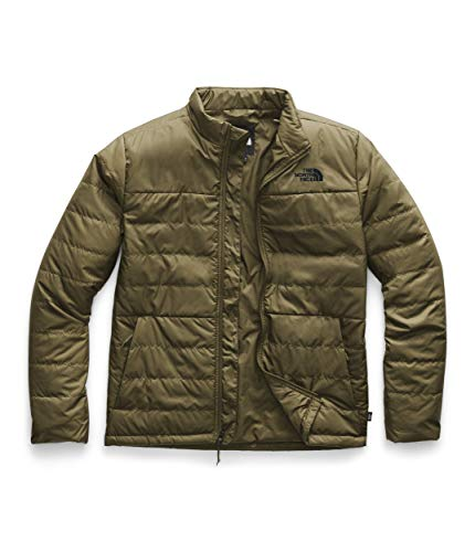 The North Face Men's Bombay Jacket, Military Olive, L