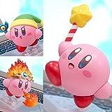 HYHSM Q versión Clay 544 Nintendo Game Star Card Kabi Kirby Face Doll PVC Children Toys Decoración de Escritorio