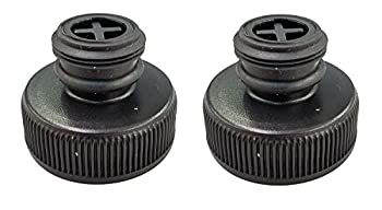 Bissell Cap and Insert Assembly 203-8413 2038413  Two Pack