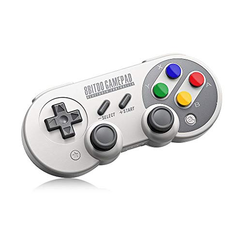 8Bitdo SF30 PRO Bluetooth Gamepad [Importación