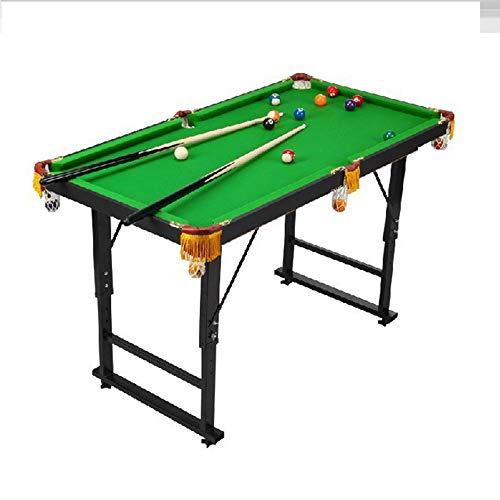 Billard Training Familie Eltern-Kind Kinder Billard Tisch Nach Hause 1.4 Faltbar, Kann Angehoben Und Abgesenkt Werden, Snooker Kinder