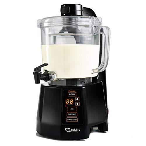NutraMilk | Nut Processor Machine | Make Nut Butter and NonDairy Milk Drinks with Nut Processor