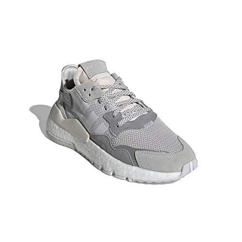 adidas Mujer Nite Jogger W Zapatillas Gris, 36 2/3
