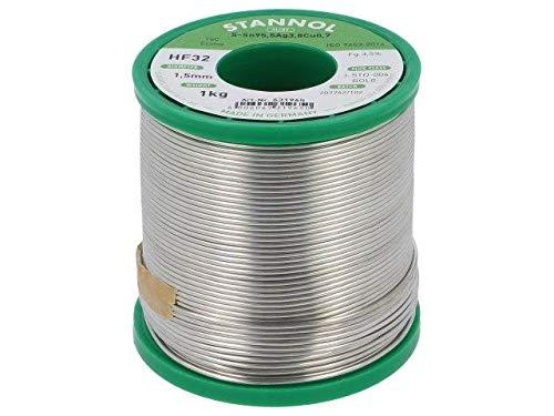 Soldering Flux Pen Rosin Based for Precision Soldering X32-10i STANNOL 10 ml