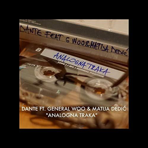 Dante feat. General Woo & Matija Dedić