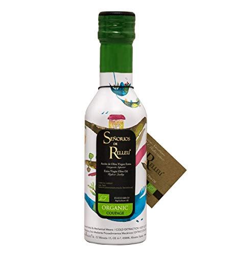 Señorios De Relleu Aceite de Oliva Virgen Extra Coupage ORGANIC 250 ml