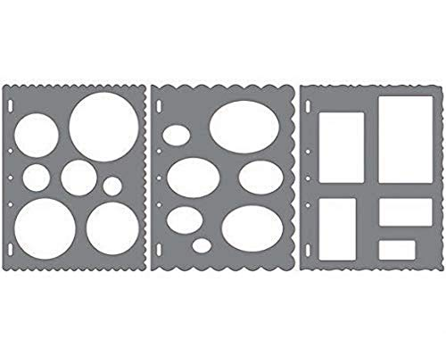 Fiskars 497570973-Pack No. 1 ShapeTemplate Tool (149750)