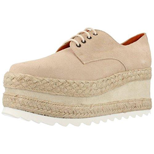 Jeffrey Campbell Zapatos Mujer HIPNOSIS para Mujer Beige 40 EU