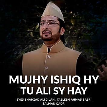 Mujhy Ishiq Hy Tu Ali Sy Hay