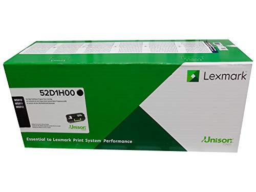Price comparison product image Genuine Original Lexmark Brand 521H High Yield Toner Cartridge (52D1H00). 25, 000 Pages. For: MS710dn / MS710n / MS711dn / MS810de / MS810dn / MS810dtn / MS810n / MS811dn / MS811dtn / MS811n / MS812de / MS812dn / MS812dtn.
