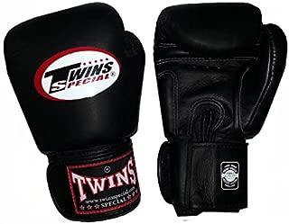 Twins Special Muay Thai Boxeo Vendas Color S/ólido Azul de algod/ón
