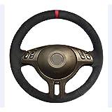 XIAHUAIREN DIY Cubiertas DE Rueda DE Coches DE CUCHO Rojo Negro Completo A Cuadrado HERRAMIENTE, para BMW E46 E39 325i E53 X5 X3